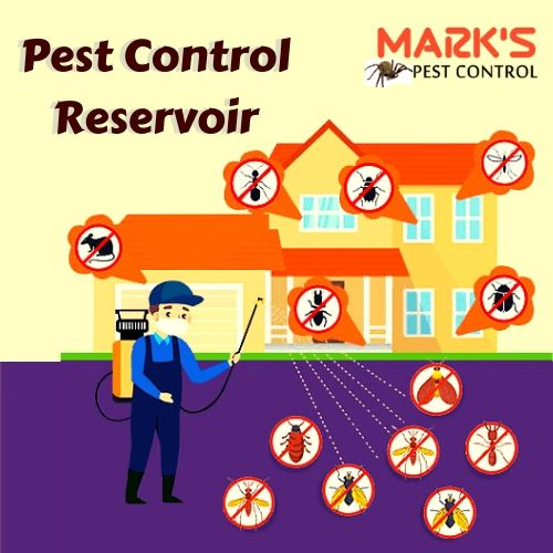 Pest Control Reservoir