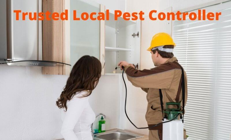 trusted local pest controller
