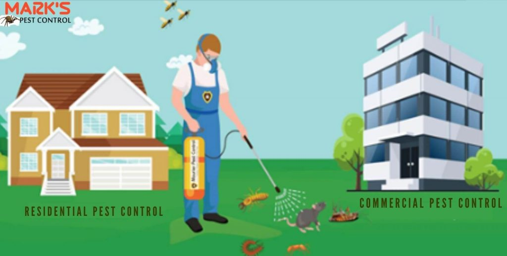 residential & commercial control