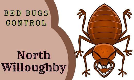 Bed Bug Pest Control North Willoughby