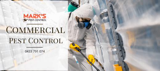 commercial pest control burnside