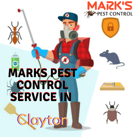 Marks Pest Control Service in Clayton
