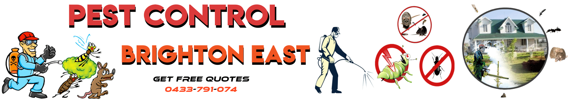 Pest Control Brighton East