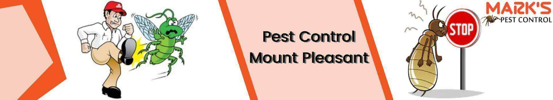 Pest Control Mount-Pleasant