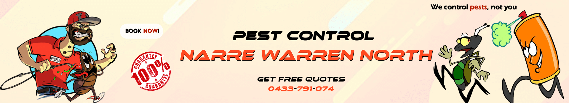 Pest Control Narre Warren North