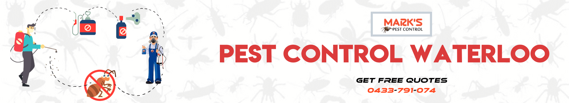 Pest Control Waterloo