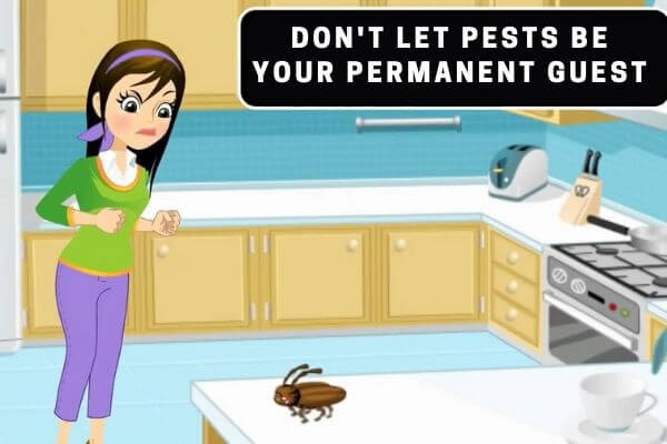 Unwanted Pests Away