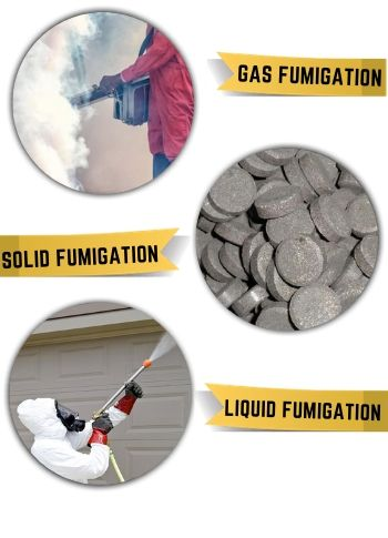 type of fumigation
