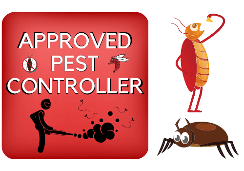APPROVED PEST CONTROLLER