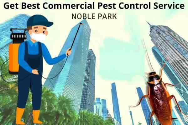 Commercial pest control Noble Park