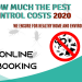 How Much Does Pest Control Cost