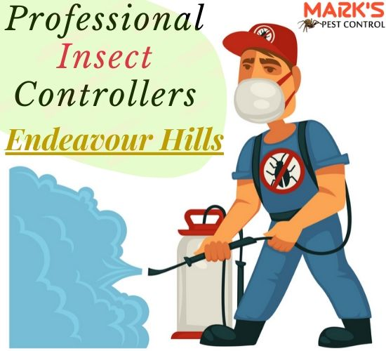 Marks Pest Control Service in Endeavour Hills