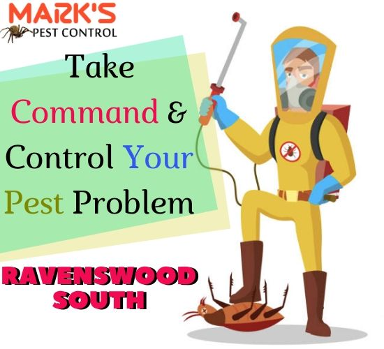 Marks Pest Control Ravenswood South